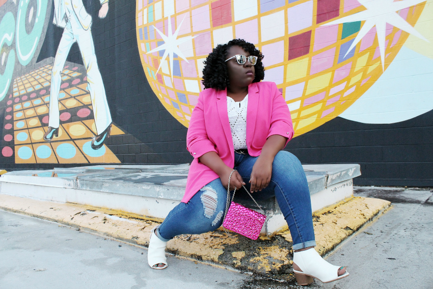 Where to Find Plus Size Blazers