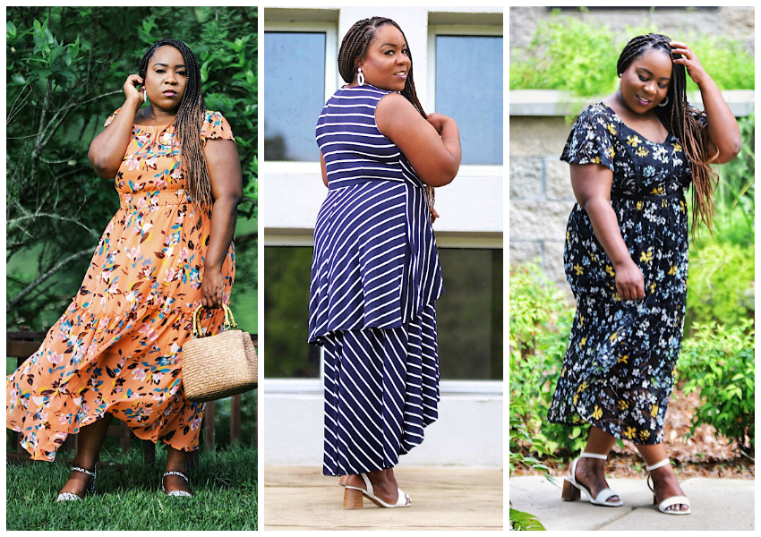 Lane Bryant Plus Size Summer Dresses for Every Occasion | FRO PLUS ...