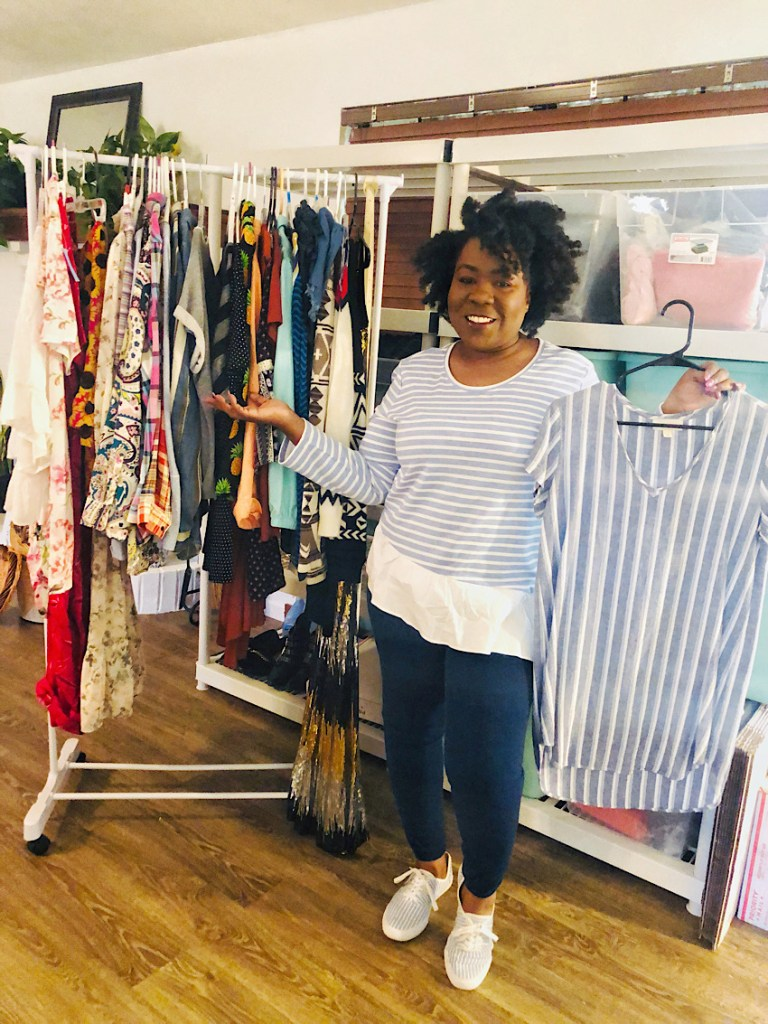 Sustainable Fashion Blogger Fro Plus Fashion