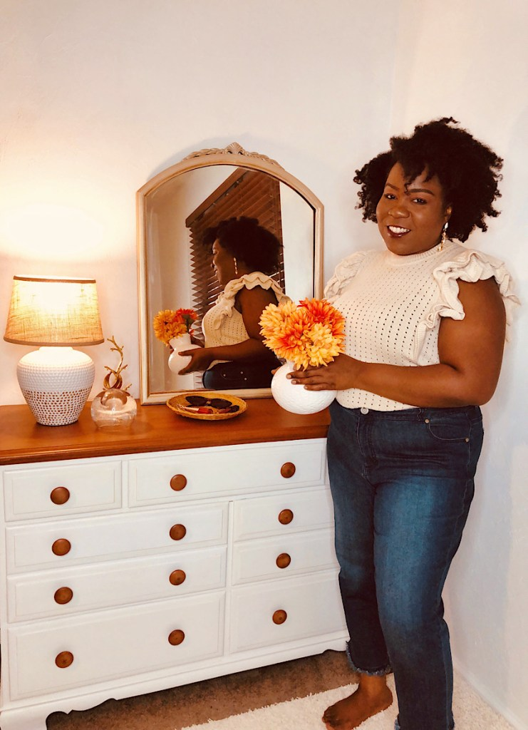 How to Style a Bedroom Dresser Tips