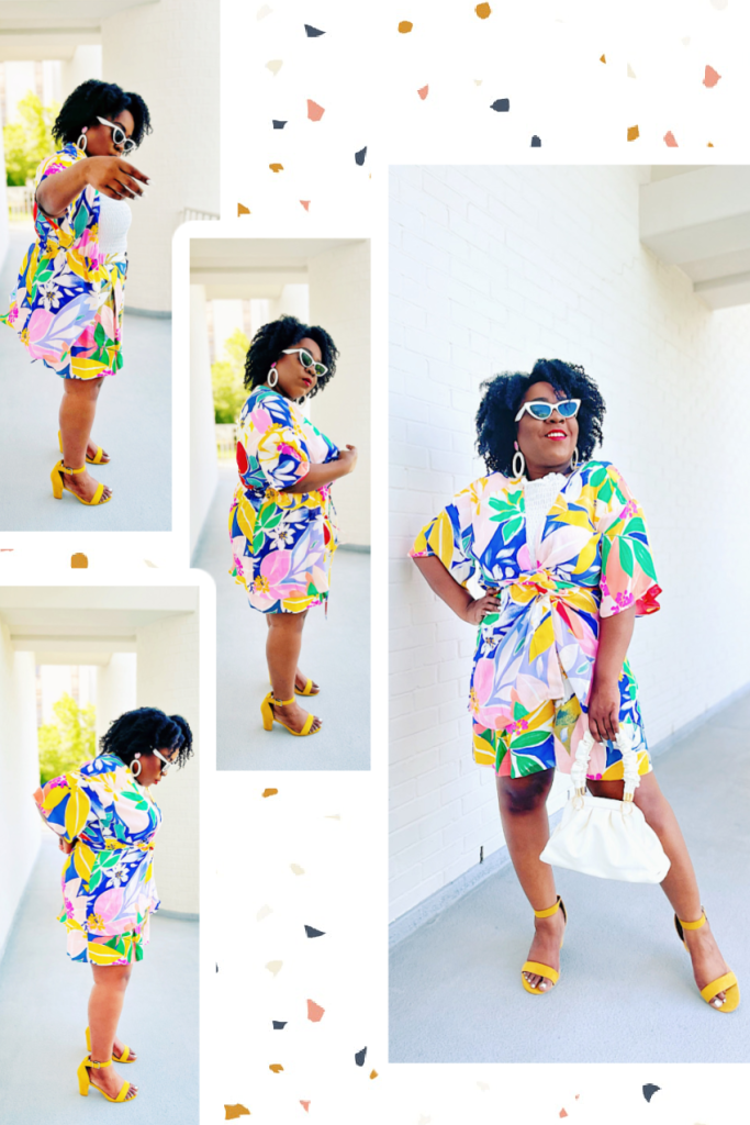 Eloquii Elements Plus Size Summer Matching Set Outfit Ideas