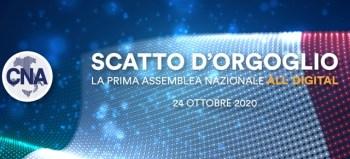 Conte, Sassoli, De Micheli e Patuanelli domani all'Assemblea nazionale CNA.
