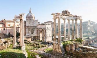 VIABILITÀ. ROMA, SABATO E DOMENICA VIA FORI IMPERIALI INTERAMENTE PEDONALE