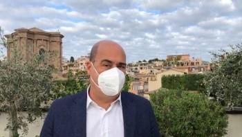 Zingaretti si dimette da segretario del Pd.