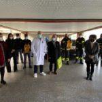 """Sora: Ospedale SS. Trinità, donazioni al reparto Pediatria grazie all'iniziativa """"Un Arcobaleno in corsia""""."""