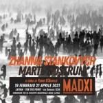 """""""Riapre al pubblico il MADXI da oggi, venerdi' 19 febbraio e fino il 21 aprile in via Carrara 12/A a Tor Tre Ponti."""