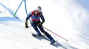 Sci, Marta Bassino vince la Coppa del mondo di Gigante.