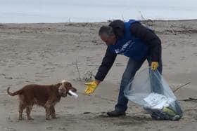 Domenica Fare Verde pulisce le spiagge del Lazio.