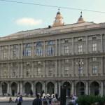 25 APRILE. LA VISITA DI DRAGHI AL MUSEO DELLA LIBERAZIONE.
