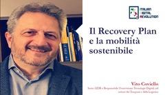 Il Recovery Plan e la mobilità sostenibile.