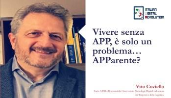 Vivere senza APP, è solo un problema… APParente?