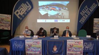 Presentato l'8° Rally Terra di Argil  record di iscritti per l'edizione della … ripartenza  sabato 12 e domenica 13 al via 89 equipaggi.