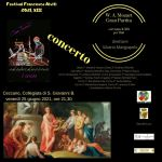 Festival Francesco Alviti, Ceccano, dopo l'organo antico, tocca a Mozart e alla Gran Partita per fiati e contrabbasso, venerdì 25 giugno, ore 21,30 S. Giovanni.