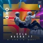 Tokyo 2020, vela d'oro e ciclismo da record: fuori basket e volley.