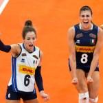 Volley, fantastiche azzurre: campionesse d'Europa, Serbia battuta 3 a 1.