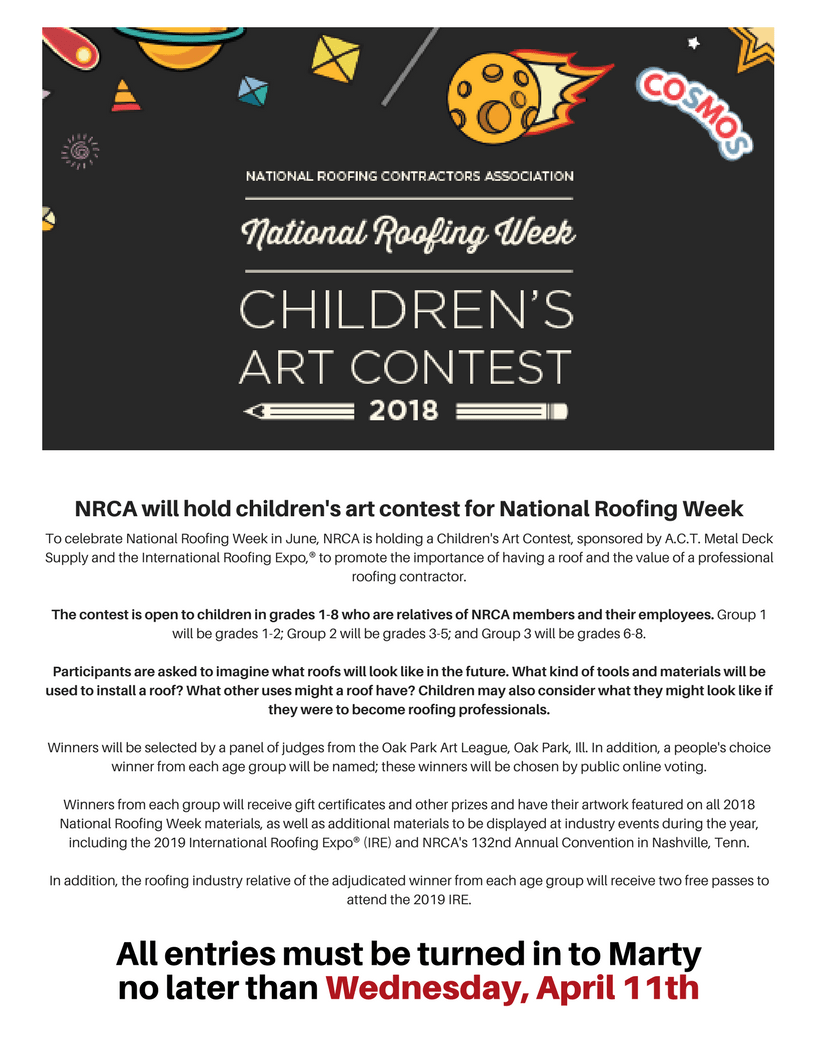 2018 nrca children s