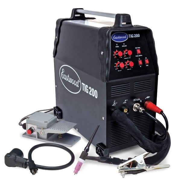 eastwood tig welder 200