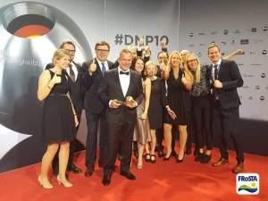 team Frosta al German Sustainability Award