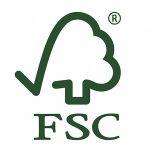 logo FSC - Forest Stewardship Council