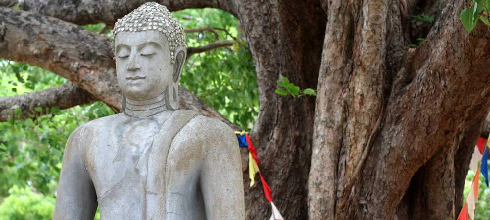 Visit Anuradhapura, one of 8 UNESCO sites in Sri Lanka.