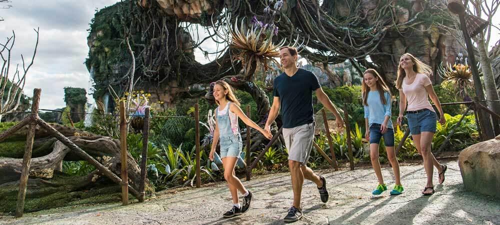 Explore Pandora at Animal Kingdom