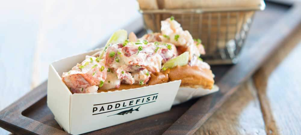 Deliciousness at Paddlefish, Disney Springs