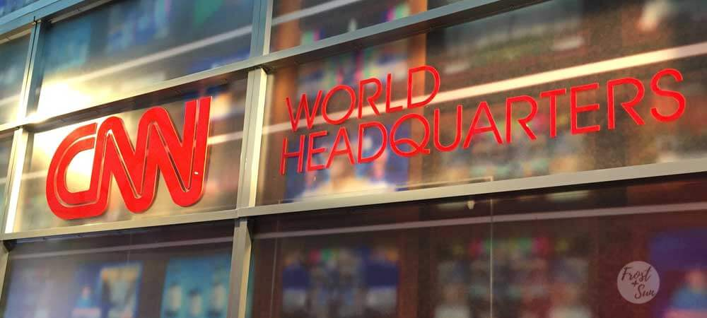 Go behind the scenes of CNN's World Headquarters right in Atlanta, GA. To see more of Atlanta, check out my list of 50 things to do in Atlanta.