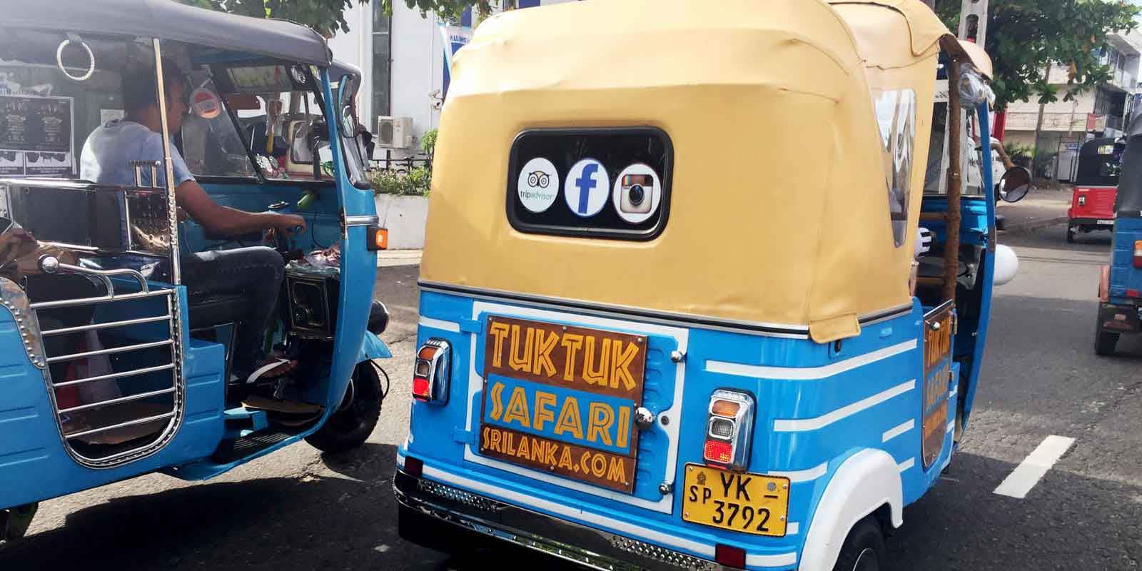 Don't forget about Colombo, the capital of Sri Lanka! See all this bustling city has to offer via a tuk tuk with Tuk Tuk Safari Sri Lanka.