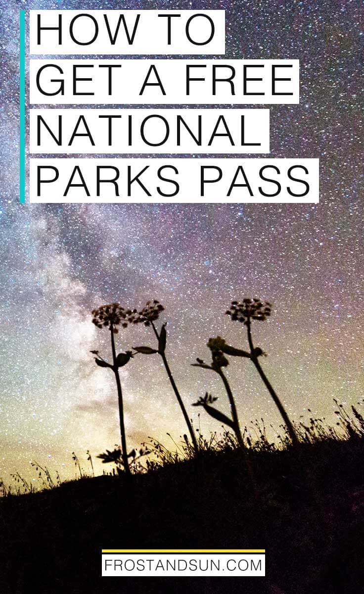 How to get a FREE National Parks pass, plus how to get in for free if you don't qualify for one!