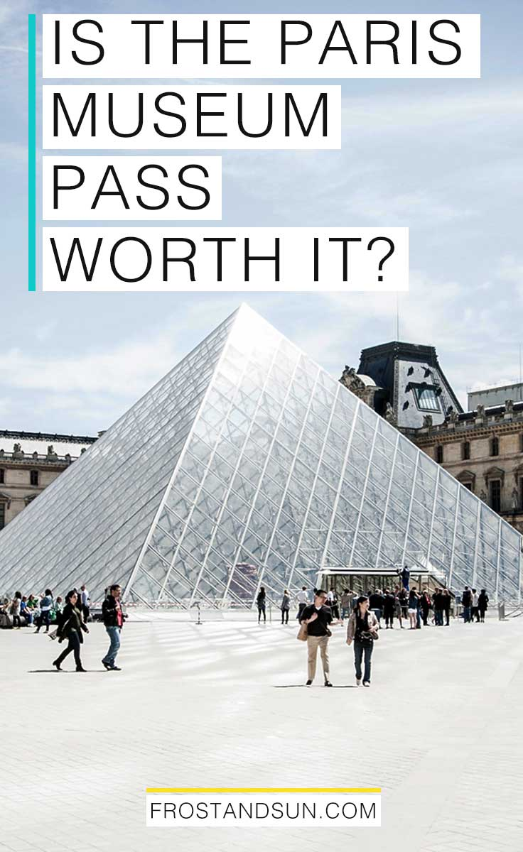 Wondering if the Paris Museum Pass is worth the cost? Learn more about this all-in-one card for Paris visitors.