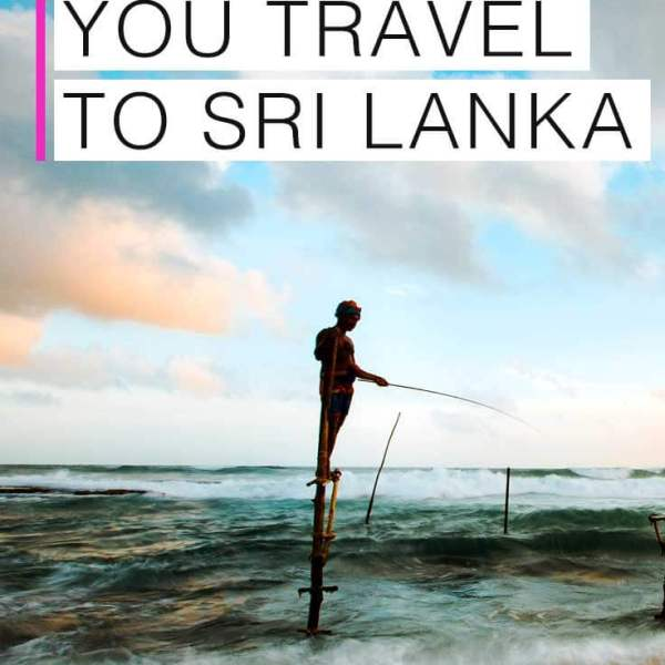 Planning a trip to Sri Lanka? Here's what you need to do before you go. Tips on tourist visas, vaccinations, staying safe + more!