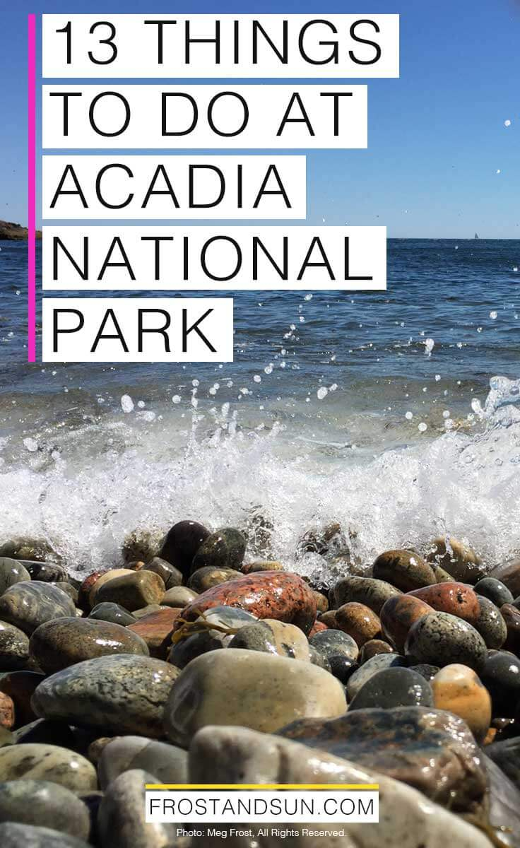 Travel Us New Things To Do In Acadia