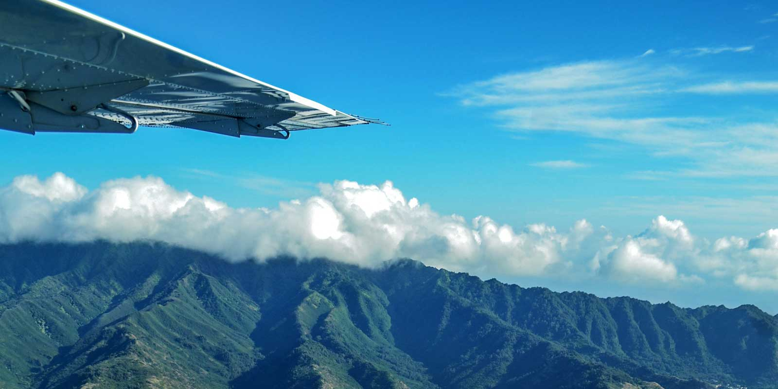 Fly between the islands of Hawaii to get the most out of your Hawaiian vacation.