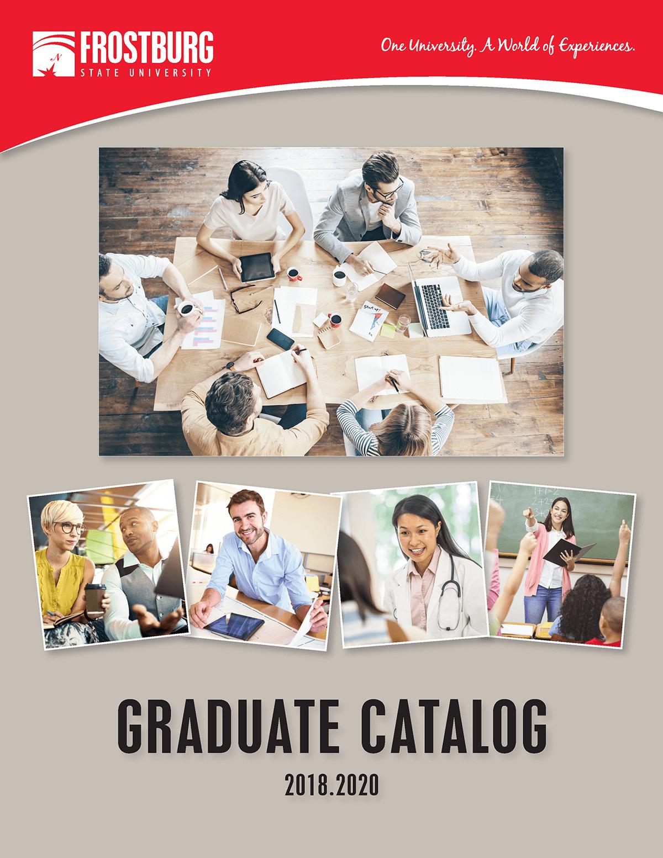 Graduate Catalog 2018-2020