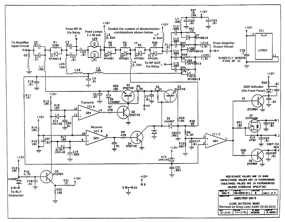 Electronic T/R Switching and the Ameritron QSK-5