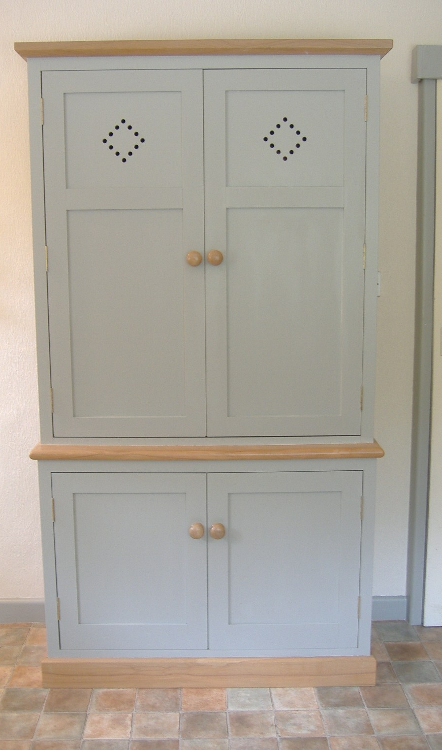 making kitchen cabinet doors blue wall clocks custom kitchens and furniture from anthony frost ...