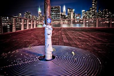 FrostWire Sticker NYC