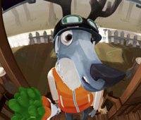 Meet Buck animation