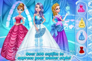 Coco Ice Princess Screenshot