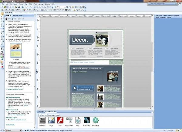 web_starter_plus_screenshot