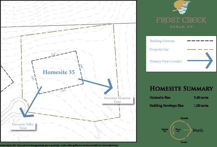 Homesite 35 diagram