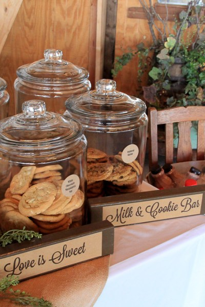 Wooden Table Signs