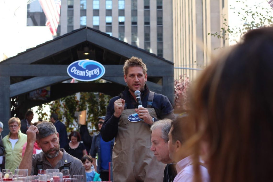 Ocean Spray and Curtis Stone Thanksgiving with The Frosted Petticoat 16
