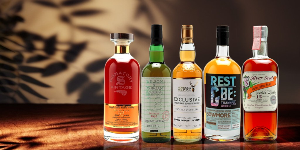 Best whisky, whisky, independent whisky, scotch