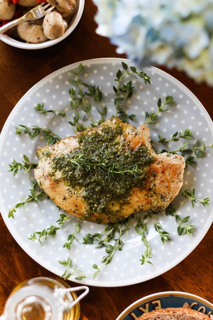 tyson tastemakers, chicken, chicken dinner