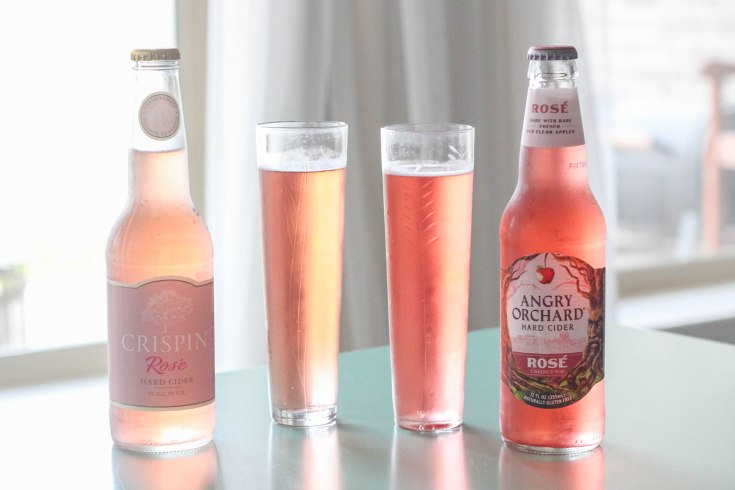 Rosé Cider Wars Crispin versus Angry Orchard - Rosé Cider Wars: Crispin versus Angry Orchard