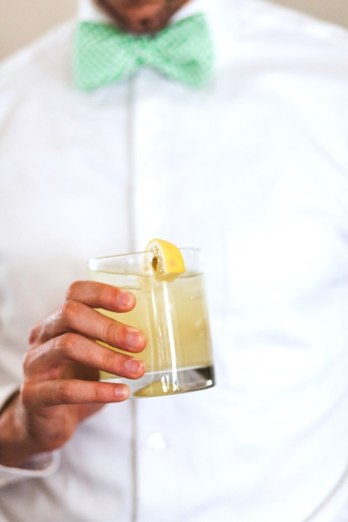 Kentucky Lemonade Bourbon Cocktail
