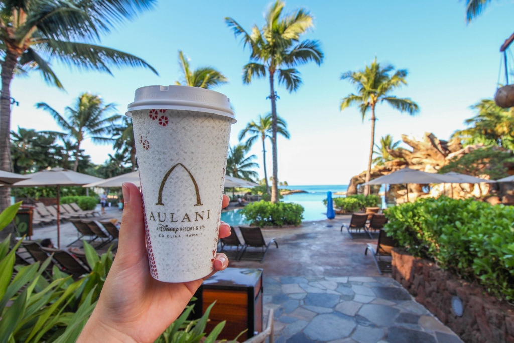 Top Foodie Experience on Oahu, Disney's Aulani Resort