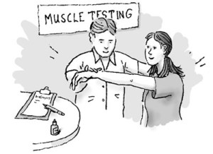 muscle-testing