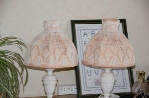 les deux lampes